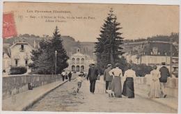64 - Pyrénées Atlantiques - NAY - Allées Chanzy - Sonstige Gemeinden