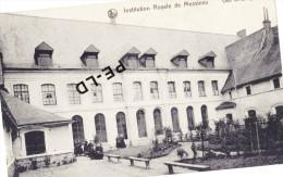 Institution Royale De MESSINES - Cour Saint Georges-Est - Messines - Mesen