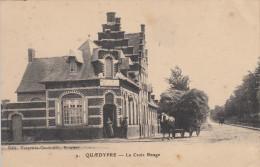 59 QUAEDRYPE  LA CROIX ROUGE - Francia