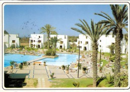 TUNESIEN - AGADIR, Hotel Agador, Sondermarke - Tunesien