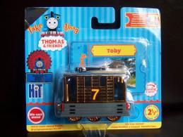 Metallic Toby ~ Limited Edition ~ Thomas The Tank Engine Range ~ BNIP - Toy Memorabilia