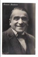 ANTONIO GANDUSIO TEATRO GOLDONI BACIATEMI  9 Maggio 1927 - Theatre