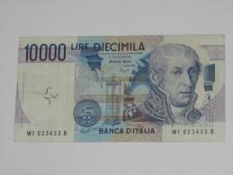 10 000 LIRE - Diecimila - ITALIE  - Banca D´Italia 1984   **** EN ACHAT IMMEDIAT **** - [ 2] 1946-… : République
