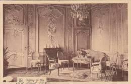 CPU24/  Nu Kopen, Zeldzaam Rare Chateau De Hex Kasteel Van Heks Interieur - Heers