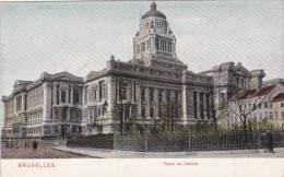 CPU24/ 1905 Dr Trenkler (DTC Anvers) Palais De Justice  Colorisée Bruxelles - Monuments, édifices