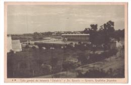 Argentina - Rosario - Vista General Del Balneario Saladillo Y Av. Rosario -1923 - Argentina
