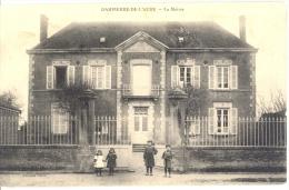 10 - Aube - DAMPIERRE DE L´AUBE, La Mairie Animée Enfants - Autres Communes