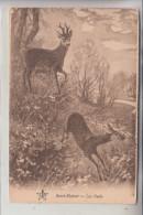 JAGD - HUNTING - JACHT - CHASSE - CACCIA - CAZA - LOWIECTWO - Rehe, Saint Hubert - Ansichtskarten