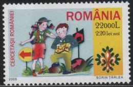 23129 Romania 2005  Scout Nuovo - Nuovi