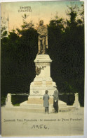 ZAGREB - Spomenik Petra Preradovica. Croatia A72/16 - Croacia