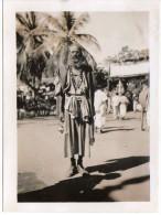 Six Private Original Photo's Bombay India 1945 (14) - Unclassified