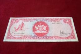 TRINIDAD AND TOBAGO  1 DOLLAR  1964  No 859839 - Andere