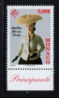 MONACO 2009 Un Timbre N° YT 2667** Cinquantenaire De La Poupée Barbie 0.88€ BDF - Non Classés