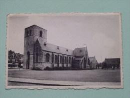 Kerk En Kerkplein NIJLEN ( 1434 ) A Davidson - Anno 1960 ( Zie Foto Voor Details ) !! - Nijlen