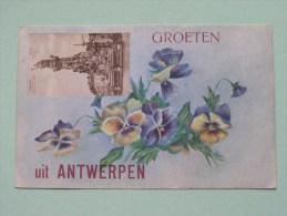 Groeten Uit ANTWERPEN ( H L ) Anno 19?? ( Zie Foto Voor Details ) !! - Souvenir De...
