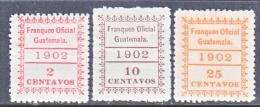 GUATAMALA   O 2+  Forgeries  * - Guatemala