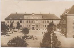 (AKE 113) Card About Arlöv (Sweden) - Karto El Arlöv (Svedio) De 1933 With Mi 17: King Gustav V - Esperanto
