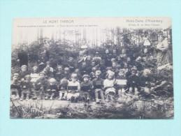 LE MONT THABOR - Notre-Dame D'Alsemberg - Anno 19?? ( Zie Foto Voor Details ) !! - Beersel
