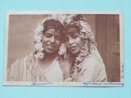 Les Amies ( 189 ) -  Anno 1922 ( Zie Foto Voor Details ) !! - Cartoline