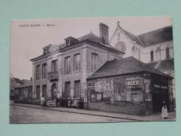 Mairie Saint SAENS -  Anno 1914 ( Zie Foto Voor Details ) !! - Saint Saens
