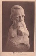 CPA Le Penseur - Moulage Artistique D'après L. Gobert (2819) - Skulpturen
