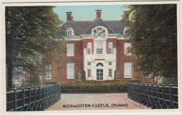 Middachten Castle (Holland) - Gelderland - Rheden