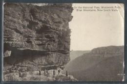 - CPA AUSTRALIE - Wentworth Falls, Blue Mountains - Australie