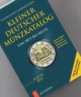Schön Kleiner Münz Katalog Deutschland 2014 Neu 15€ Numisblatt+Briefe Catalog Of Austria Helvetia Liechtenstein Germany - Tematica