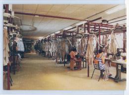 MANUFACTURE DE CHEMISES JOGUET S. A. - CHOLET ( 49 ) - USINE DE LA FLOCELLIERE ( 85 ) - Industrie