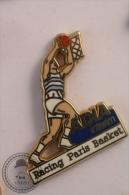 Adia Interim Racing Paris Basket - Arthus Bertrand Basketball Pin Badge - #PLS - Baloncesto