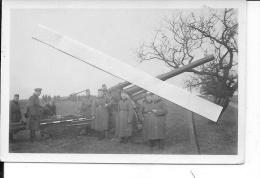 Canon De 155mm Allemand Avec Son équipe De Servants 1 Photo 1939-1945 39-45 Ww2 WwII Wk - Guerre, Militaire