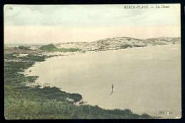 Cpa Du 62 Berck Plage Les Dunes     BOR22 - Berck