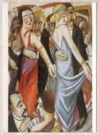 Max Beckmann , Tanzbar Baden - Baden , 1923 , Staatsgalerie Moderne Kunst , München - Malerei & Gemälde