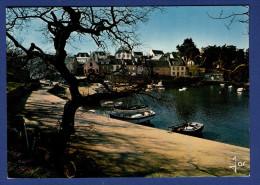 29 COMBRIT STE-MARINE Le Calme Du Petit Port ; Chalutiers, Canots - Combrit Ste-Marine