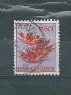 Belgisch-Congo 1952 Y&T Nr° 317 (o) - Congo Belge