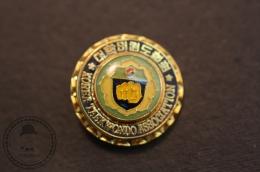 Martial Arts - Korea Tae Kwon Do Associattion - Fighting Pin Badge - #PLS - Judo