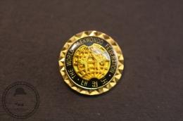 Martial Arts - The World TaeKwonDo Federation - Fighting Pin Badge - #PLS - Judo