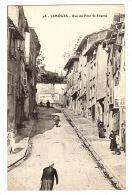 LIMOGES (87) - 48 - Rue Du Pont St-Etienne - Sans éditeur - Limoges