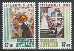 Mtx0616 CARNAVAL PARADE CARNIVAL NEDERLANDSE ANTILLEN 1979 PF/MNH VANAF1EURO - Carnaval