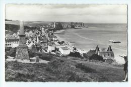 Arromanches - Vue Générale De La Plage - Port Winston Et Le Musée - CPSM Petit Format - Arromanches