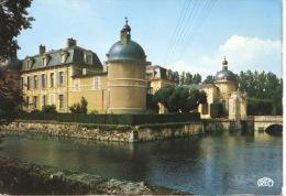 Reuilly : Le Château De La Ferté - N°6630 Roussel - France