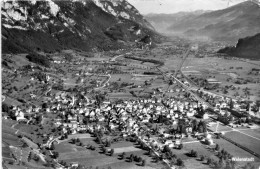 Cpsm WALENSTADT, Suisse, Vue  Aérienne    (33.38) - SG St-Gall