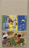 2 Cartes TR Et Une Carte Japan  Fine Quality - Télécartes