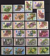 Bermuda - 1970/75 - Flowers - MH - Bermudes