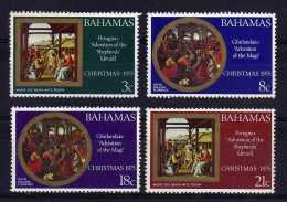Bahamas - 1975 - Christmas - MH - Bahamas (1973-...)