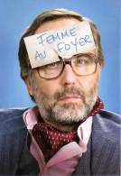 """Carte Postale - Promo Pour Le Film """"POTICHE""""  (Fabrice LUCHINI) - Acteurs"""