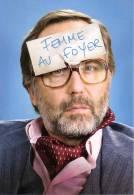 "Carte Postale - Promo Pour Le Film ""POTICHE""  (Fabrice LUCHINI) - Actors"