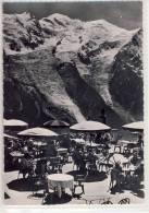 Chamonix - Bar  Pavillon  Du  Brevent -  Les  Terrasses  De  Planpraz - 1955 - Chamonix-Mont-Blanc
