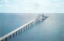 POSTAL DE FLORIDA DE SUNSHINE SKYWAY BRIDGE (PUENTE) - Stati Uniti