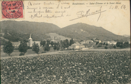 88 SAINT ETIENNE LES REMIREMONT / Saint Etienne Et Saint Mont/ - Saint Etienne De Remiremont